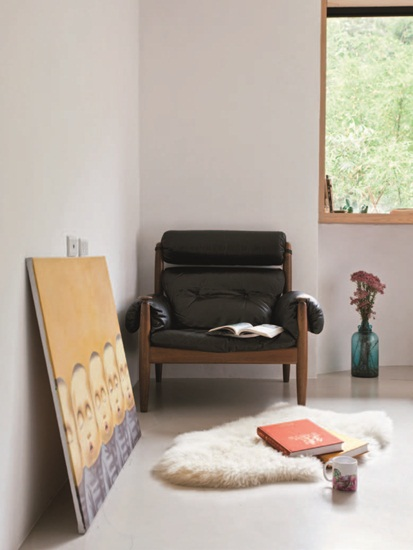 【古著懷舊風】不做作、不張狂,老家具銜接室內天地的新和舊。Jack