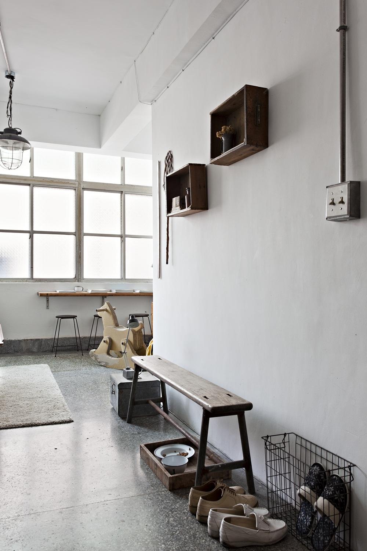 【TV】看見老屋生命力,屬於台灣的Loft生活。我的家就是我的咖啡可樂館。可樂