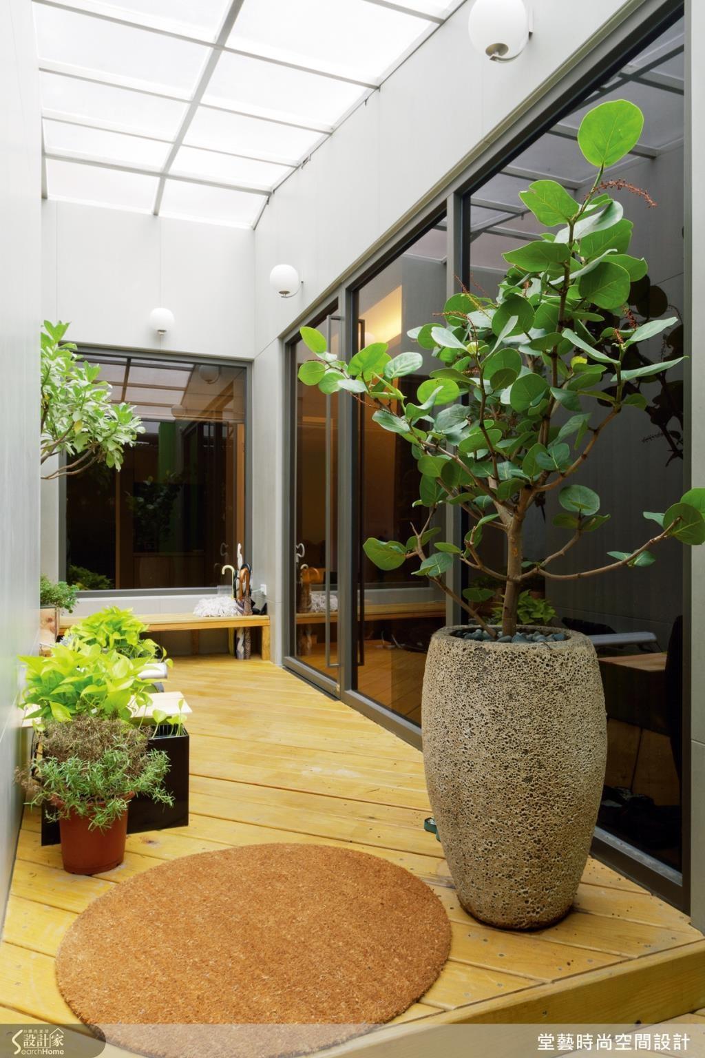 农村庭院小花园设计梁天志庭院设计_装修设计效果 .