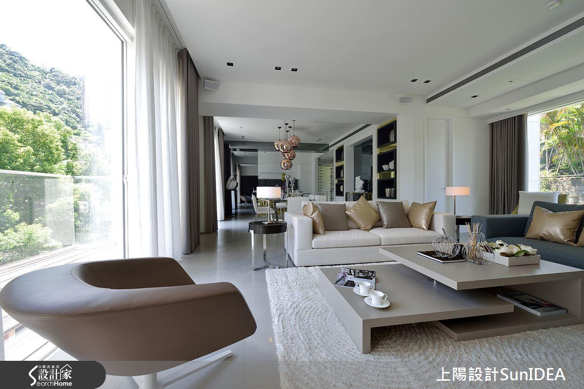 上阳室内装修设计 李世雄,石惠君 现代风 | 设计家