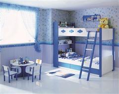 SUN BABY的Easy Housewor 家事好幫手(NG533雙層收納床)
