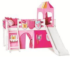 小玩童FLEXA的The princess 城堡小公主