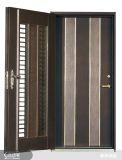 豪牌鋼鋁的蝕刻板雙玄關