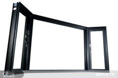 優墅科技門窗的廣角氣密推窗